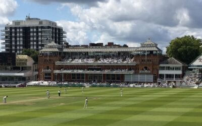 Cricket stadium house prices hit the rest for six