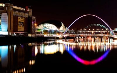 Newcastle in top 3 UK cities for tech lovers
