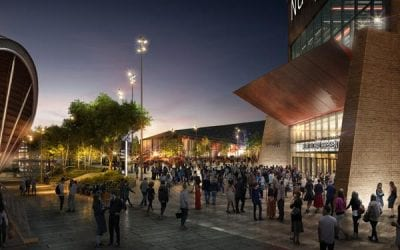 Planning approval for £260m Gateshead Quays scheme